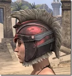 Silver Dawn Heavy Hat - Female Side