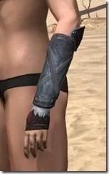 Silver Dawn Light Gloves - Female Side