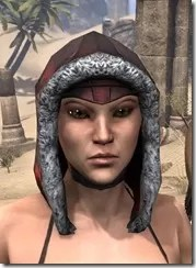 Silver Dawn Light Hat - Female Front