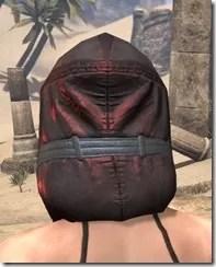Silver Dawn Light Hat - Female Rear