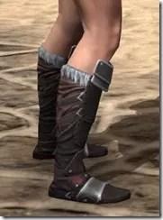 Silver Dawn Medium Boots - Female Right