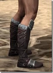 Silver Dawn Medium Boots - Male Right