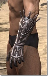 Stormlord Gauntlets - Male Side