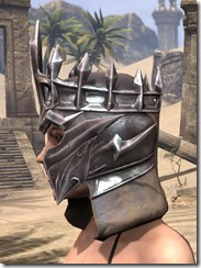 Stormlord Helm - Female Side