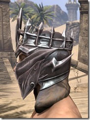 Stormlord Helm - Male Side