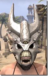 Troll King Visage - Female Front