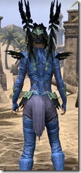 Welkynar Ancestor Silk - Dyed Shirt Close Rear
