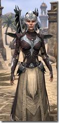 Welkynar Ancestor Silk - Female Robe Close Front
