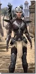 Welkynar Ancestor Silk - Female Shirt Close Front