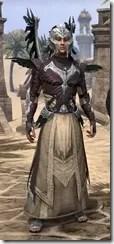Welkynar Ancestor Silk - Male Robe Front