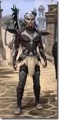 Welkynar Ancestor Silk - Male Shirt Front