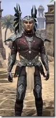 Welkynar Rubedo Leather - Male Close Front