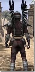 Welkynar Rubedo Leather - Male Close Rear