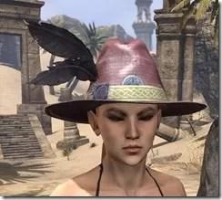 Werewolf Hunter Hat - Dyed Front