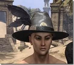 Werewolf Hunter Hat - Male Front