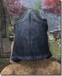 Colovian Fur Hood Khajiit Rear