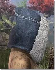 Colovian Fur Hood Khajiit Side