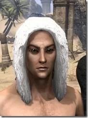 Colovian Fur Hood Male Front