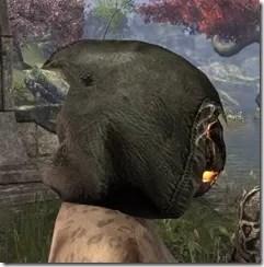 Hollowjack Spectre Mask - Khajiit Side