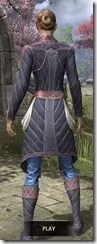 Kinlord's Alinor Attire Dyed Rear
