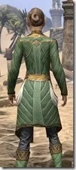 Kinlord's Alinor Attire Female Close Rear