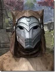 Renegade Dragon Priest Mask - Khajiit Front
