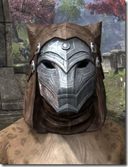 Renegade Dragon Priest Mask - Khajiit Front
