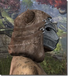 Renegade Dragon Priest Mask - Khajiit Side