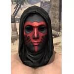 Reveries Red Visage Mask