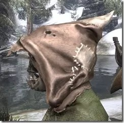 Scarecrow Spectre Mask - Argonian Side