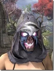 Thicketman Spectre Mask - Dyed Front