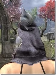 Thicketman Spectre Mask - Dyed Rear