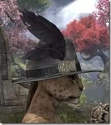 Werewolf Hunter Hat - Khajiit Side