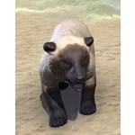 Atmoran Snow Bear Cub