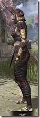 Dead-Water Medium - Khajiit Female Side