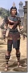 Elder Argonian - Female Shirt Front