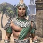 Elder Argonian Homespun
