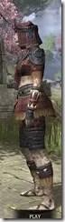 Elder Argonian - Khajiit Female Shirt Side