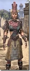 Elder Argonian Rubedite - Female Close Front