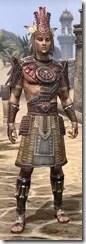 Elder Argonian Rubedite - Male Front