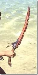 Elder Argonian Sword 2