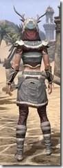 Huntsman Ancestor Silk - Female Shirt Rear