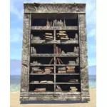 Murkmire Bookshelf, Grand Full
