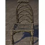 Psijic Chair, Arched