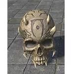 Skull of the Pit Daemon