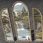 Velothi Triptych, Waterfall