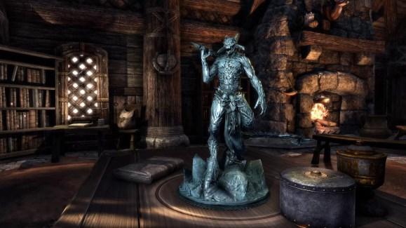 Statuette: Molag Bal. the Brutal