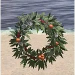 New Life Garland Wreath
