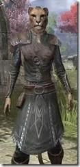 Austere Warden - Khajiit Female Close Front