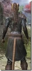 Austere Warden - Khajiit Female Close Rear
